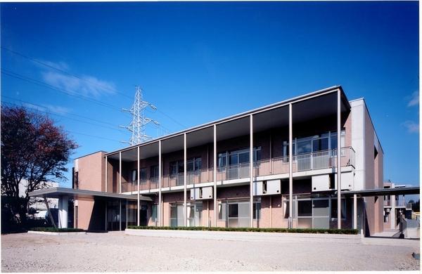 久居病院 精神療養病棟 三重県津市/病院/2001