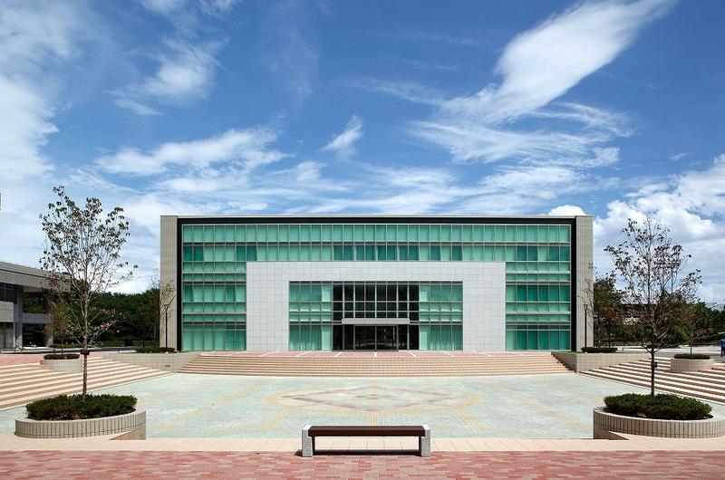 四天王寺大学8号館音楽棟/学校/2011のサムネイル