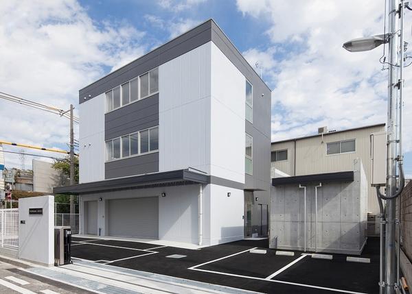 生興塗料㈱尼崎営業所 兵庫県/倉庫/2014