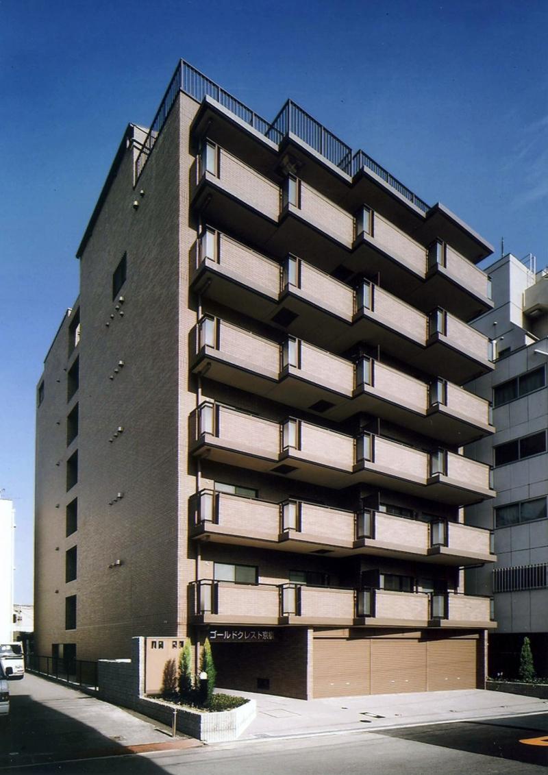 ゴールドクレスト京橋 大阪府大阪市/共同住宅/1996のサムネイル