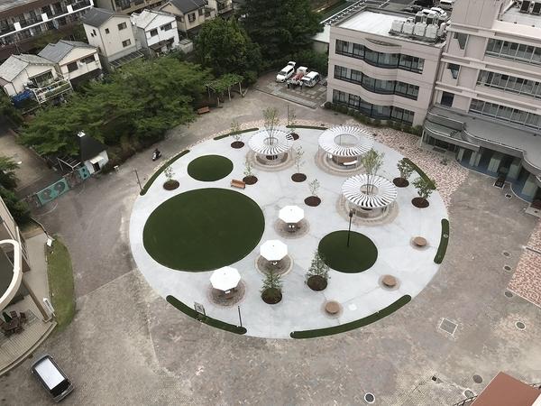 TamaSquare 大阪府/学校内休憩所/2018