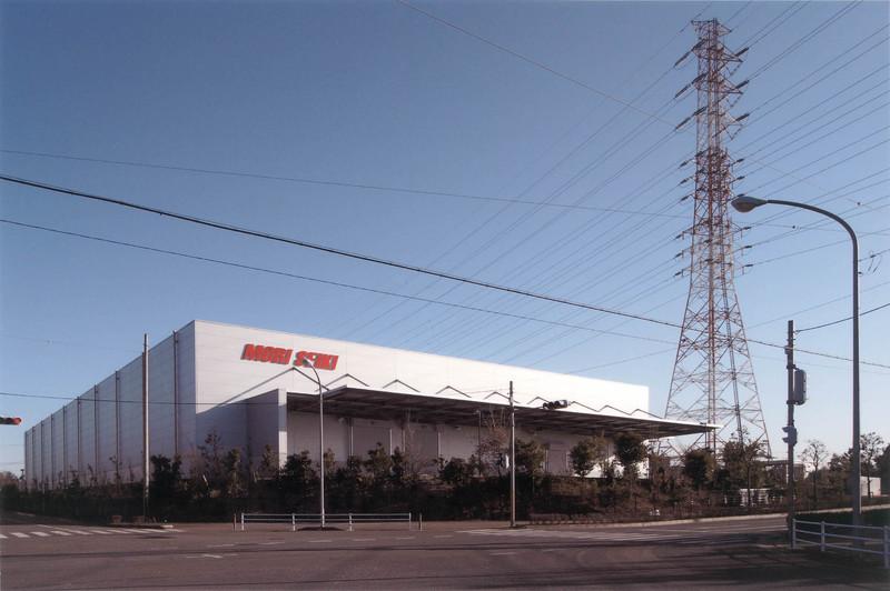 森精機製作所千葉事業所第2工場 千葉県/工場/2006のサムネイル