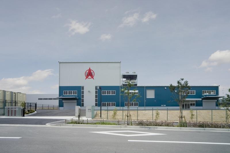(株)赤川硬質硝子工業所 尼崎工場 兵庫県/工場/2007のサムネイル