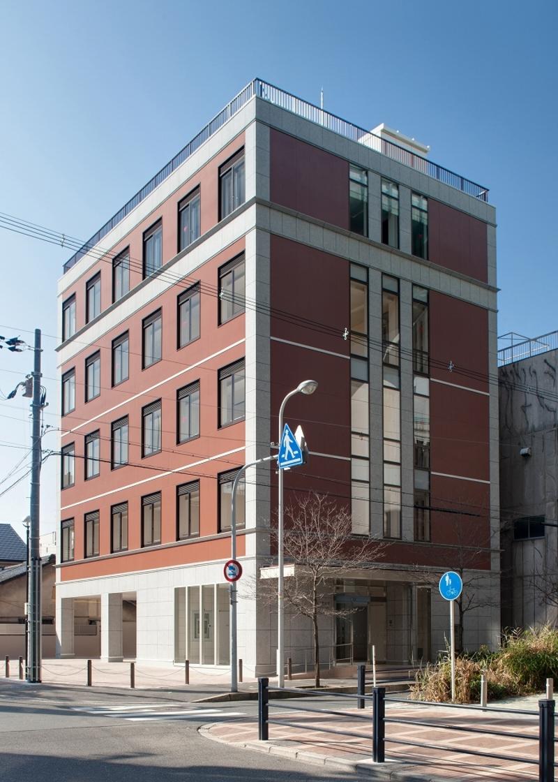大阪工業大学大宮学舎第1部室センター 大阪府/学校/2011のサムネイル