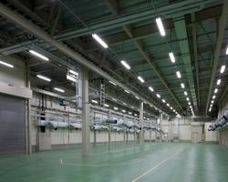 幸信プラスチック(株)高山新工場 奈良県/工場/2012のサムネイル