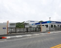 コマツリフト(株)米原支店 滋賀県/工場/2018のサムネイル