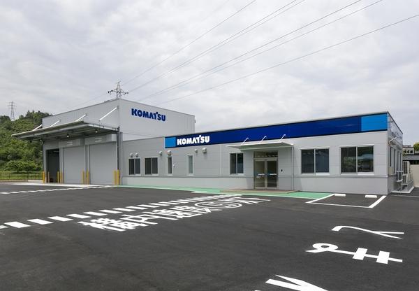 コマツリフト(株)米原支店 滋賀県/工場/2018