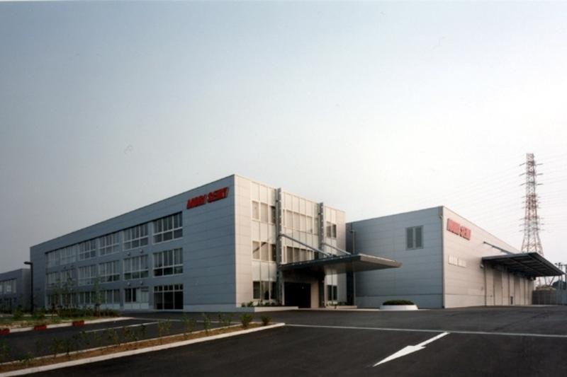 (株)森精機製作所千葉事業所第1工場 千葉県/工場/2003のサムネイル